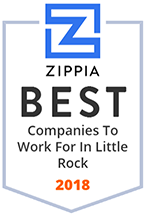 Zippia BEST companies to work for in Little Rock 2018