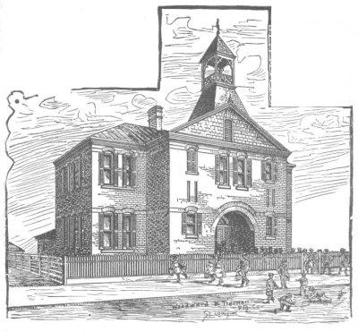 old capitol hill school