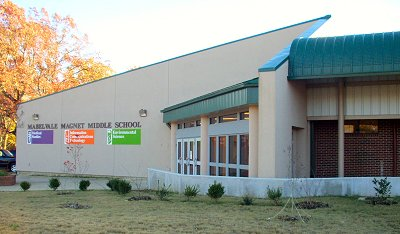 Mablevale Magnet Middle School