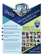 2019 Dads Facebook Photo Contest